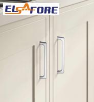 Minimalism zamac  furniture handles & knobs  wardrobe handle