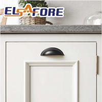 Shell cupboard handle drawer pulls