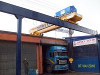 OVERHEAD CRANE TURKISH