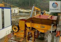 30-50TPH Small Scale Stone Crusher Plant