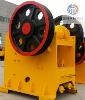 China Jaw crusher PE750x1060