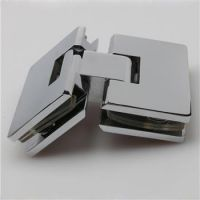 stainless steel glass shower door hinge