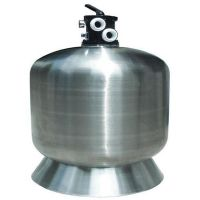 Stainless Steel Swimming Pool Sand Filter