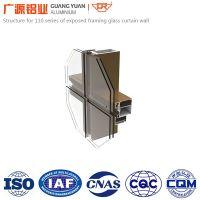 Aluminum Curtain Wall