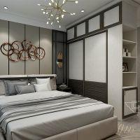 Aluminum Wardrobe Cabinet
