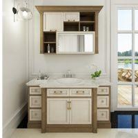 Aluminum Bathroom Cabinet/ Profiles