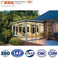 Aluminum Sunroom Kits Profiles