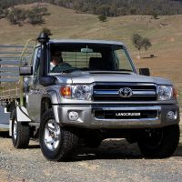 TELAWEI 4X4 SNORKEL KITS FOR TOYOTA 71, 73, 75, 78, 79 SERIES WIDE FRONT LANDCRUISER