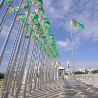 30 Meter Manual Internal Aluminum Flagpole