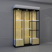 Clothes shop display stand garment display furniture