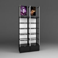 Wholesale cosmetic display stands makeup display stand suppliers