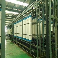 Ultrafiltration Membranes Package UF System