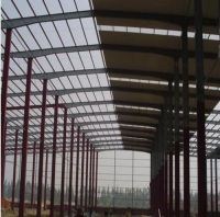 Light Steel Frame Warehouse Building