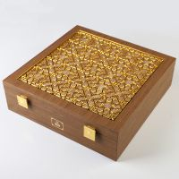 Luxury Perfume Box Wooden Packing Boxes