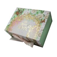 CUSTOM MADE BEAUTY BOX FOR SKINCARE PACKAGING