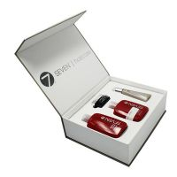 MAGNETIC CLOSURE COSMETIC GIFT BOX WITH EVA INSERT