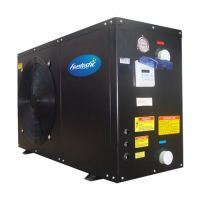 R32/R410a DC Inverter Pool Heat Pump