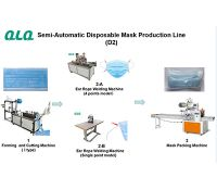 Finding Agent for Semi-Automatic Disposable Mask Production Line (program 2)