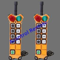 Telecrane  F24 8D double speed industrial remote controller switch  AC220V