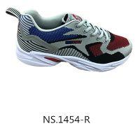 man's sneakers