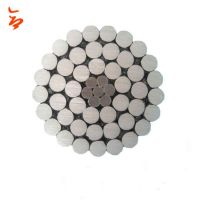 Hot sale ACSR conductor Overhead Electrical  cable Aluminum conductor