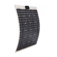 ECO-WORTHY 40W Semi-Flexible Monocrystalline Solar Panel