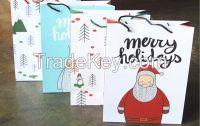 Custom Christmas Paper