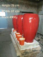 Big Size Ceramic Vases