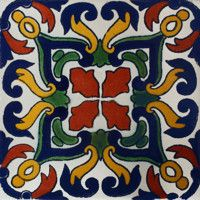 Decorative Ceramic Glazed Tiles