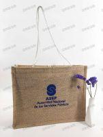 100% organic and biodegradable Jute bag