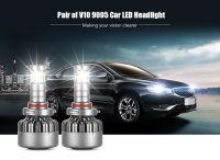 V10 40W 4000lm led Hight/LED Low Beam Headlight H4 H13h7 H8 H9 H11
