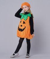 Kids Halloween Pumpkin Costumes