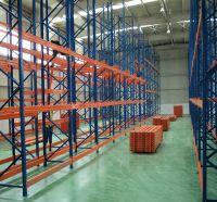 Warehouse storage heavy duty pallet racking