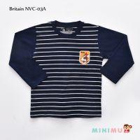Kid's Tshirt wirh Antibacterial pure cotton fabric