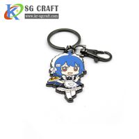 custom cartoon keychain
