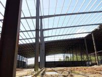 Low Cost Steel Prefab Warehouse