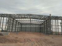 Prefabricated Steel Structure Aircraft Hangar