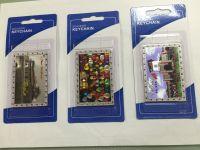 OEM souvenir foil magnet, hot-selling metal magnet, refridgerator gift magnet