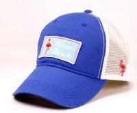 Fashion premium trucker cap, turquoise customized printing baseball mesh cap,trend adult snakback hat