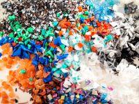 HDPE blue drum, BOPP, PVB, ABS, HDPE, LDPE / Plastic scraps
