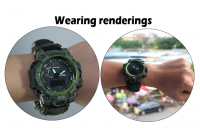 Multi functional Survival Watch