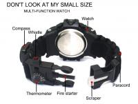 Multi functional Survival Watch
