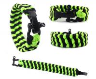 2020 New Arrival Outdoor Activities Friendship Bracelets, Custom Logo Camping Equipment Paracord Bra