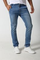 Men's classic light stretch denim chino