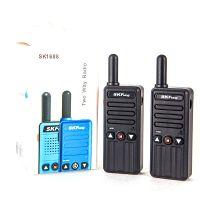 Christmas Gift Hot Sale Wireless Radio handheld waki taki 16 Channels 5KM Range VOX Walkie Talkies