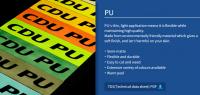 heat transfer film : PU
