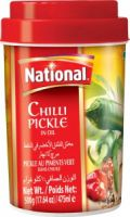 Ketchup &  Pickles
