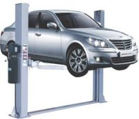 2 post car lift and hoist, clear floor two post auto lifts