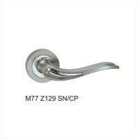 Zinc Alloy Lever Handle Lock (M77 Z129 SN/CP)