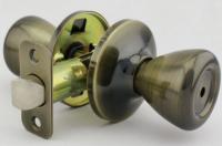 Cheapest Cylinderical Knob Lock (576AB-BK)